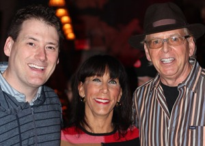 Ingrid Croce Wayne McGraw and Jim Rock