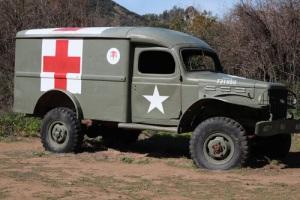 MASH-Ambulance