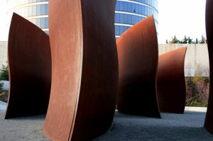 Wake Richard Serra